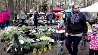 """Wiosenne targi ogrodnicze """"Pamiętajcie o ogrodach"""""""