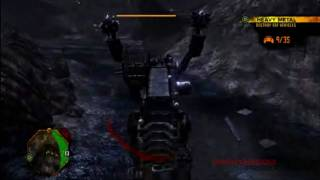 Red Faction Guerrilla: Demons of the Badlands: Walker Gameplay HD