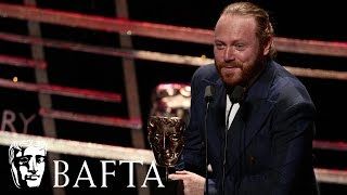 Leigh Francis wins Entertainment Performance award for Celebrity Juice | BAFTA TV Awards 2016