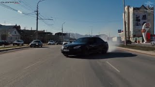 RUSIAN MAFIA COMEDIAN  BEST DRIVERS!!!!!  RUSKA MAFIJA LUDE VOZACE !! MOSCOW !!!!