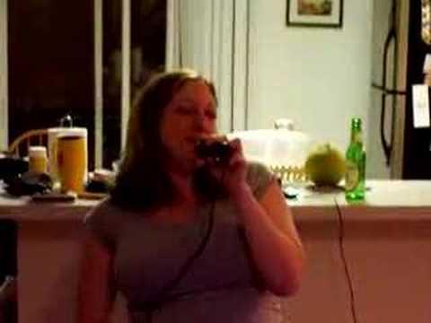 Sarah's Drunk'n Karaoke