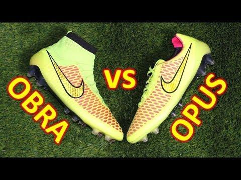 Nike Magista Obra VS Magista Opus - Comparison + Review