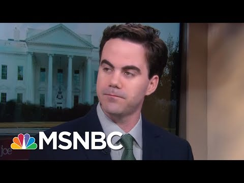 Robert Costa: As Issues Mount, President Donald Trump Will Be In Campaign Mode | Morning Joe | MSNBC