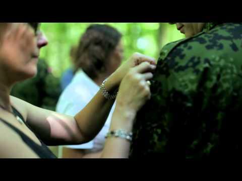 Behind The Scenes - Hjemmeværnets Oplysningskampagne 2014