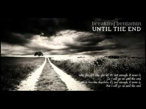 Breaking Benjamin - Until The End - Instrumental (Official)