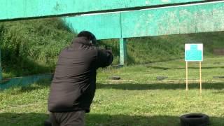 Александр Петров. Стрельба из пистолета Макарова.