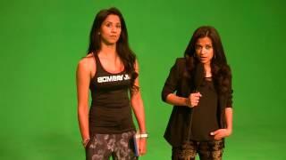 Cleveland's got Bollywood - Mona Khan and Janani Chalaka