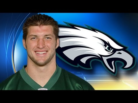 Tim Tebow Cut By Eagles In Surprise Move #NFL