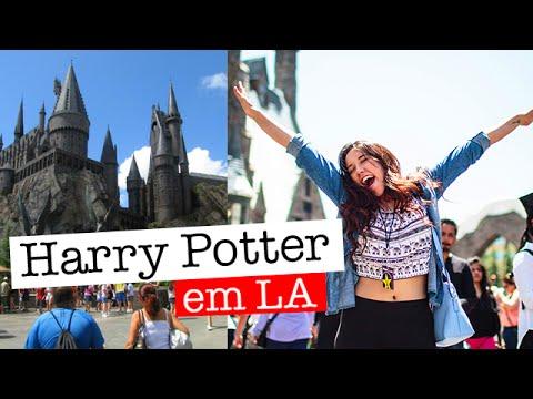 Parque de Harry Potter em Los Angeles