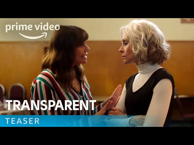 Transparent Musicale Finale - Teaser Trailer | Prime Video