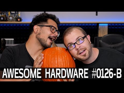 Awesome Hardware #0126-B: VROC Ain't Dead, AMD's Mining Drivers, and the FALL FESTIVAL