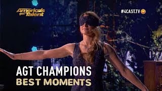 WOW! The Clairvoyants  leave the judges stunned with a spellbinding performance