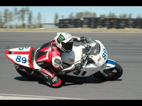 2017 07 23 Anderstorp Classic Superbike+F1 Race 2 with Supersport CBR600F3