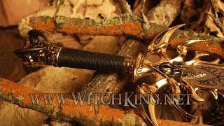Vorthelok gold sword Kit Rae
