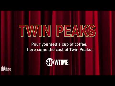 Twin Peaks season 3 2017. Interview with Kyle MacLachlan (Showtime)