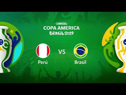Perú Vs Brasil - Transmisión En Vivo