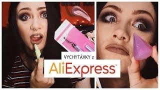 Zkouším vychytávky z ALIEXPRESS!