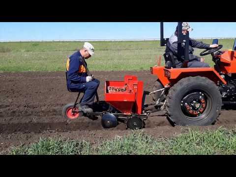 Как стать фермером (часть 2) - Посадка картофеля