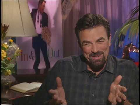 Tom Selleck Unedited Interview With Jimmy Carter. In & Out