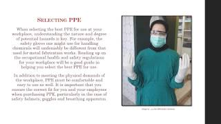 Safety First: Why PPE and How to Wear It Right