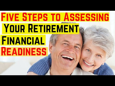 Five Steps to Assessing Your Retirement Financial Readiness 🌺 🌺 from YouTube · Duration:  6 minutes 42 seconds