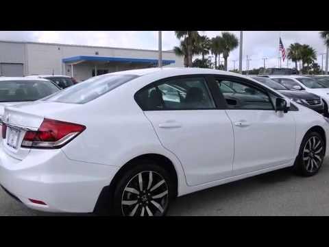 2014 Honda Civic Ex L In Fort Pierce Fl 34982 Youtube