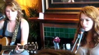 Everly: Bethany Joy Galeotti and Amber Sweeney: Quicksand