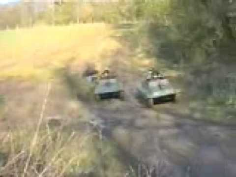 funtrak paintball panzer mini tank youtube. Black Bedroom Furniture Sets. Home Design Ideas