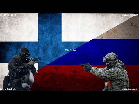 Finland vs Russia - Military Compare (HD)