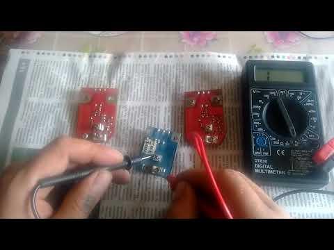 Как проверить усилитель от все волновой антенны