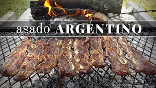 Intento un Asado estilo Argentino | La Capital