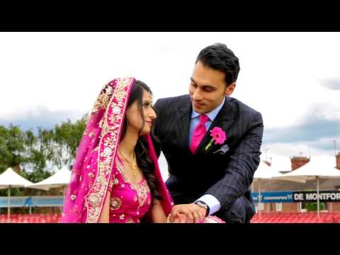 Indian Engagement Video Highlights l Leicester l UK l 2016 l Ranjan & Sonia