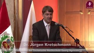 Tema: UNMSM y Universidad alemana firman memorando de entendimiento