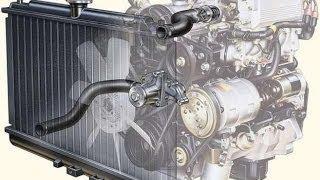 видео Замена радиатора на ВАЗ 2114