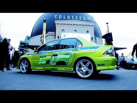 NMK Streetcars - Fast & Furious 8 Fanvisning Colosseum kino, Oslo