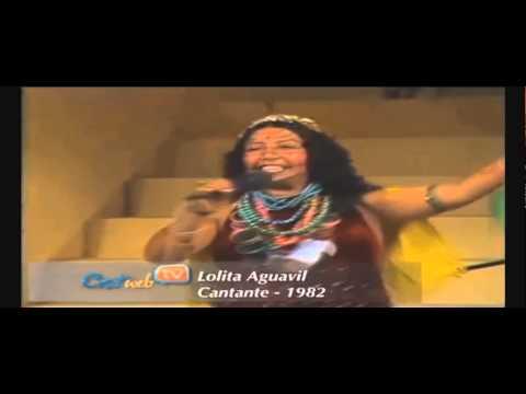 Lolita Aguavil de Ecuador - El Canchis Canchis En Vivo (1982)