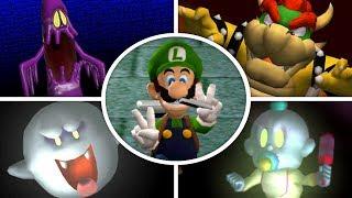 Luigi's mansion any%