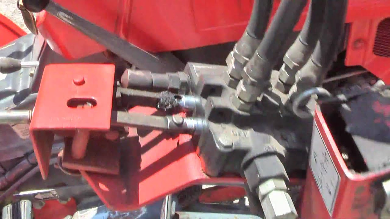 Kubota Controls Requested By Rymadness Youtube Wiring Diagram B26 Tlb