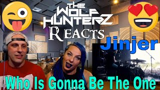 JINJER - Who Is Gonna Be The One (Live)   Napalm Records   The Wolf HunterZ reaction