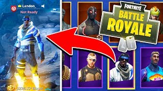 HOW TO GET PS4 EXCLUSIVE FORTNITE SKINS on PC! (Fortnite Battle Royale Gameplay)