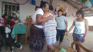 Gladis La Sirenita ya esta en casa!!! Los de El Salvador 4K le dimos la bienvenida. thumbnail