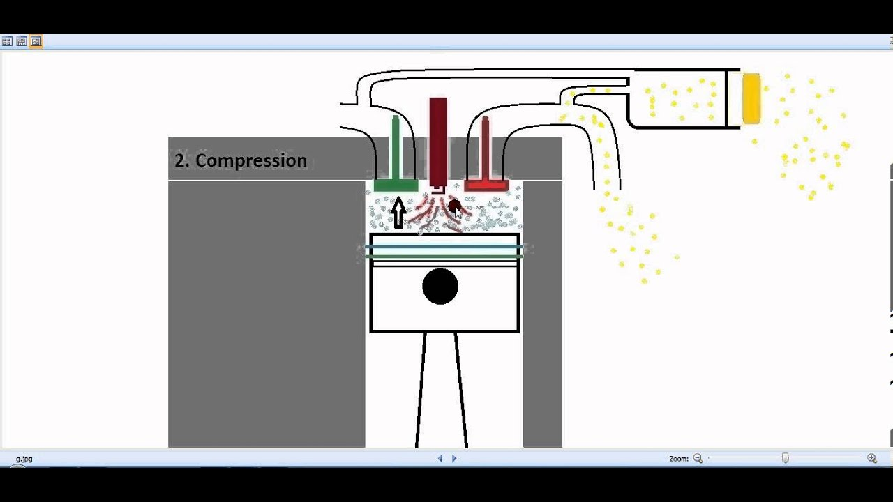 1 line wiring diagram animation how secondary air induction system works  animation how secondary air induction system works