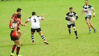 RUGBY A XIII  ASPET V S VILLEFRANCHE  7 04 2019     01