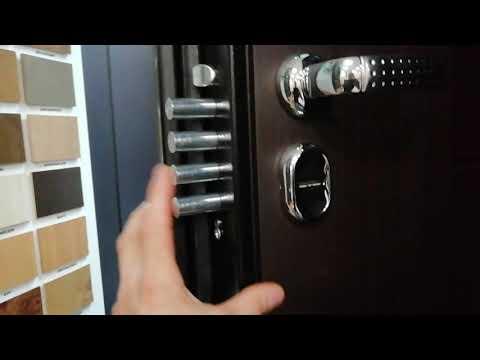Как открыть металлическую дверь если замок заклинило