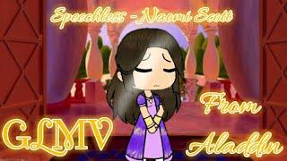 Gambar cover `Speechlees - Naomi Scott (From Aladdin) |Original| //GLMV//