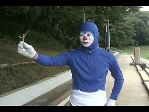 Creepy Real-Life Doraemon Anime - YouTube
