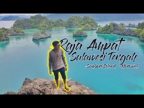 raja-ampat-sulawesi-tengah---pulau-sombori-kabupaten-morowali-indonesia