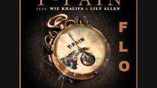 T-Pain ft. Lily Allen - 5 o´clock in the morning [HQ]