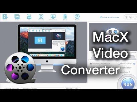 MacX video converter pro   Programa conversion de video y más