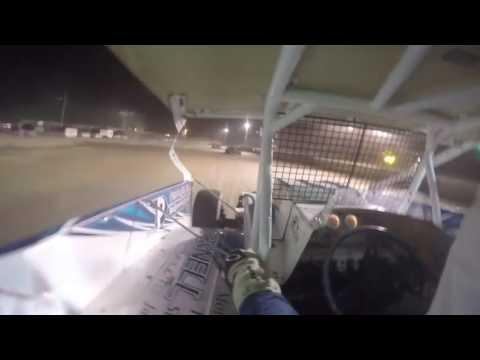 Skyline Speedway  Grit Series 602 Crate Sportsman Casey Pavlick 7 17 16